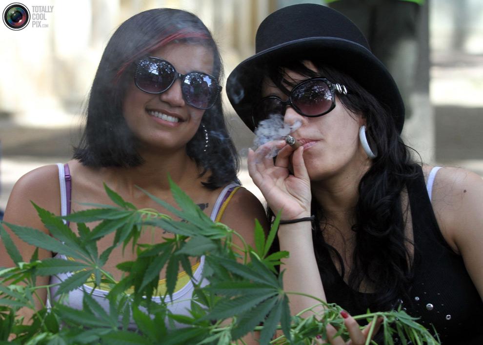 dope 042 Марши за легализацию марихуаны в разных странах мира
