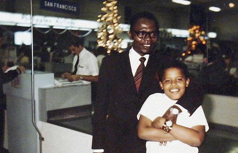 obama02 Биография Барака Обамы в фото