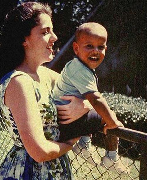 obama03 Биография Барака Обамы в фото