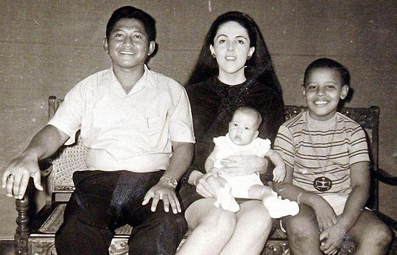 obama05 Биография Барака Обамы в фото