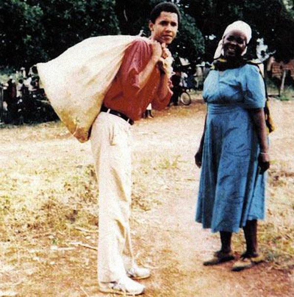 obama09 Биография Барака Обамы в фото