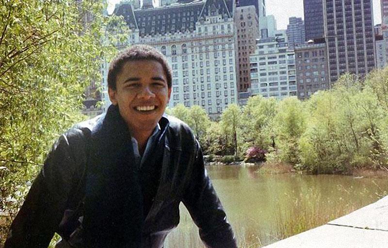 obama10 Биография Барака Обамы в фото