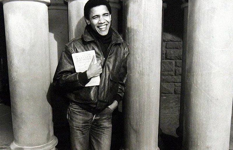 obama11 Биография Барака Обамы в фото
