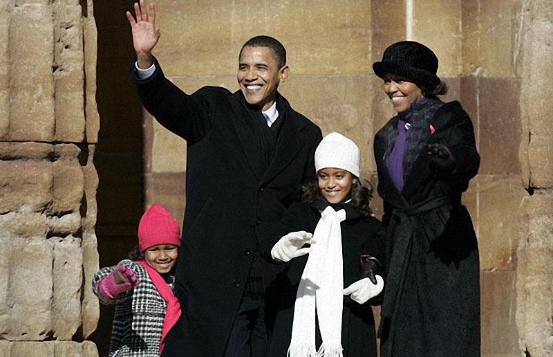 obama14 Биография Барака Обамы в фото