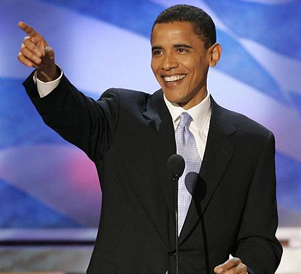 obama15 Биография Барака Обамы в фото