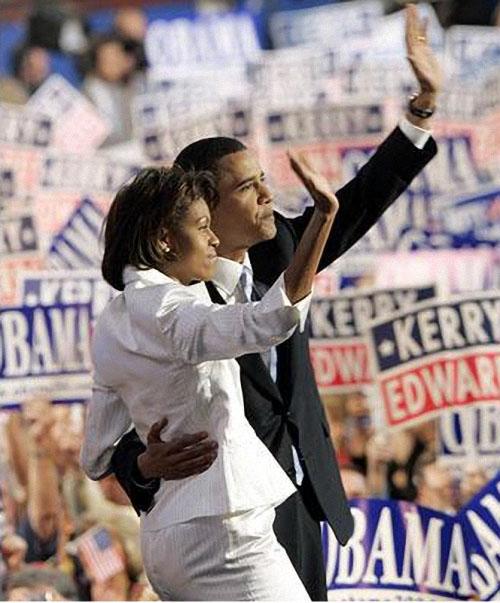 obama16 Биография Барака Обамы в фото