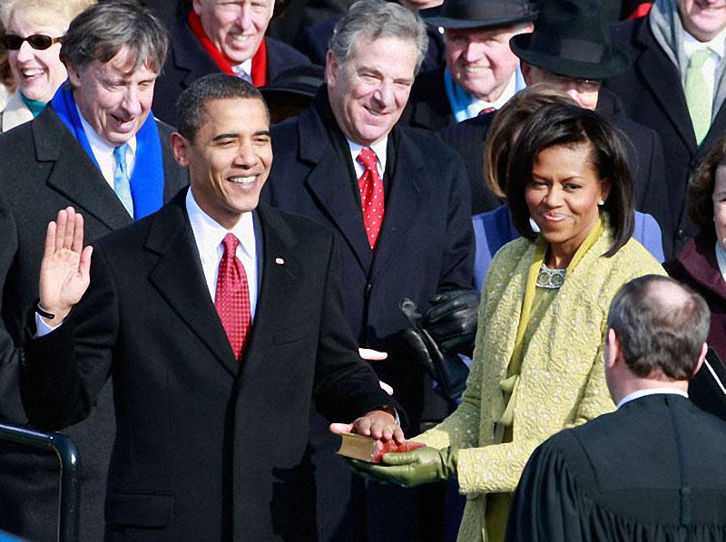 obama19 Биография Барака Обамы в фото