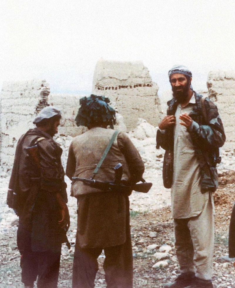 Усама бен Ладен: жизнь и семья в фотографиях