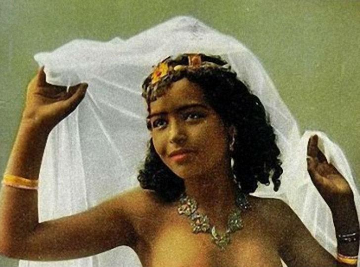 арабская эротика заглавная
