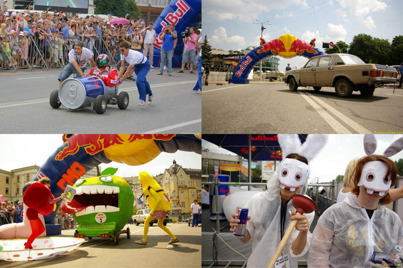 000062 За кулисами Red Bull Ралли на Тарантасах: Киев 2011
