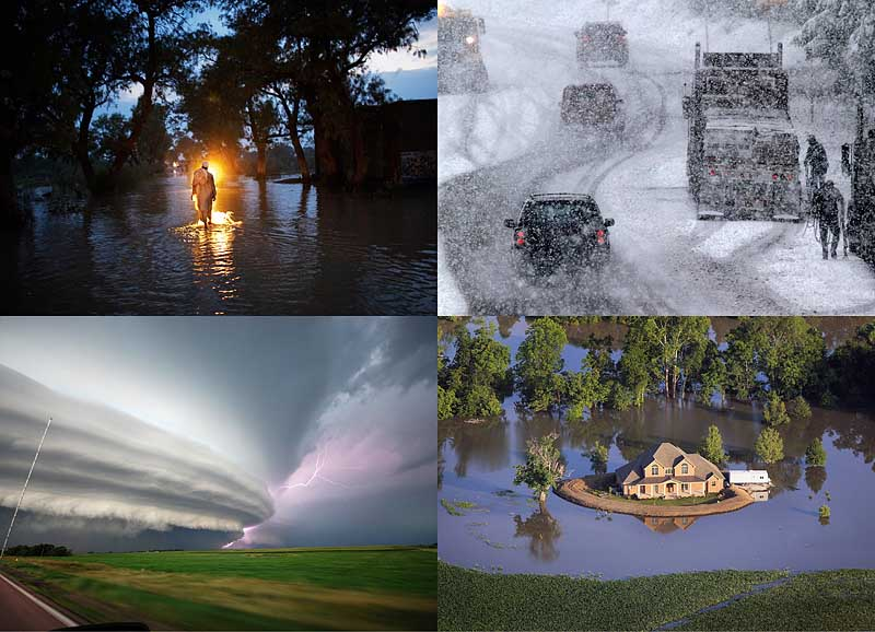 Экстремальная погода