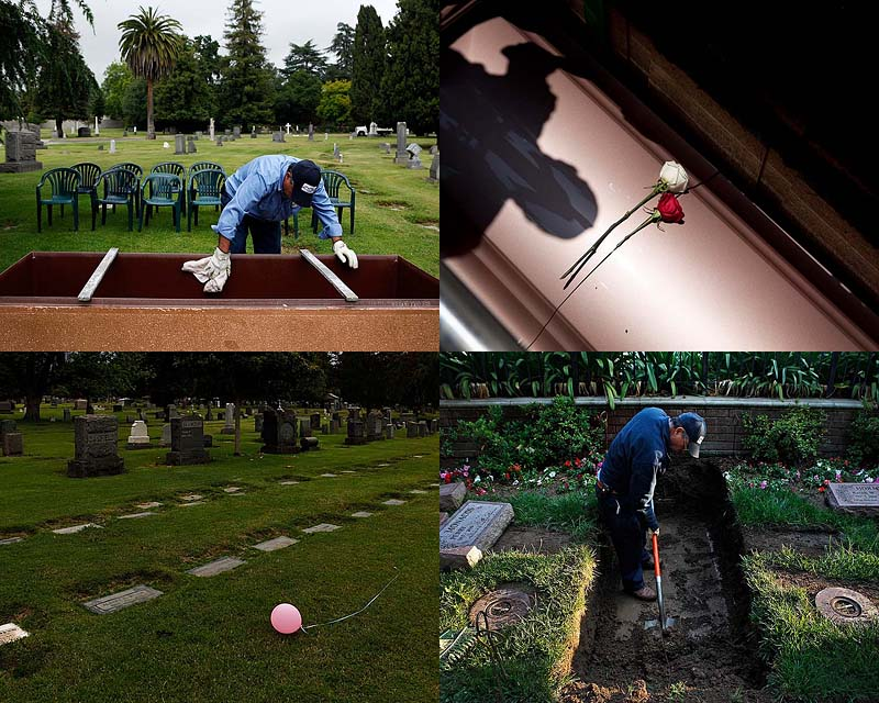 000081 Всю жизнь на кладбище