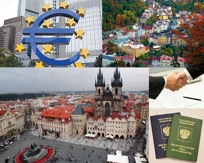 ВНЖ в Чехии или история хронического безумия