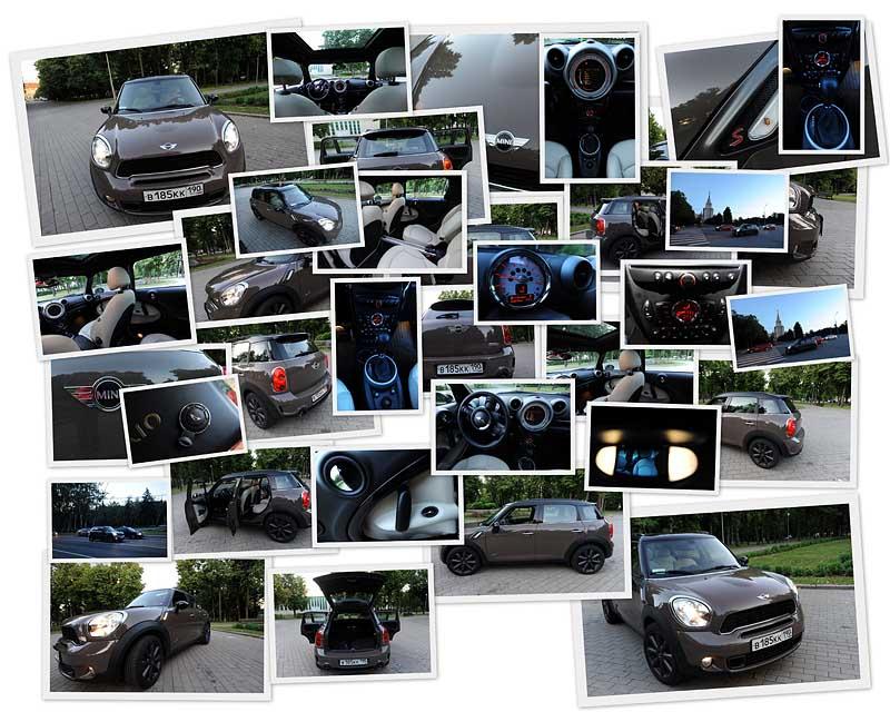 Обзор BMW MINI Cooper S Countryman
