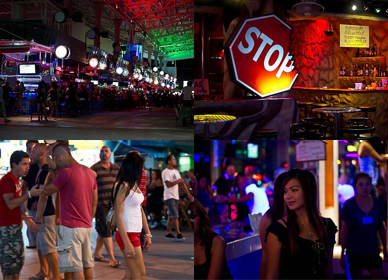 00 024 Pelacuran di Thailand: Phuket Island Nightlife