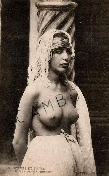 10 popup rendah erotika Arab awal abad 20