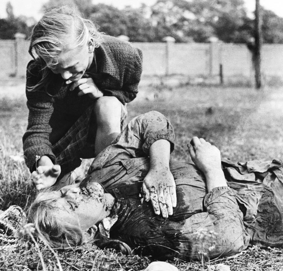 Вторая мировая война захват польши и