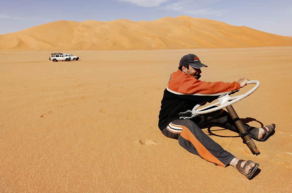 Ливийская Сахара