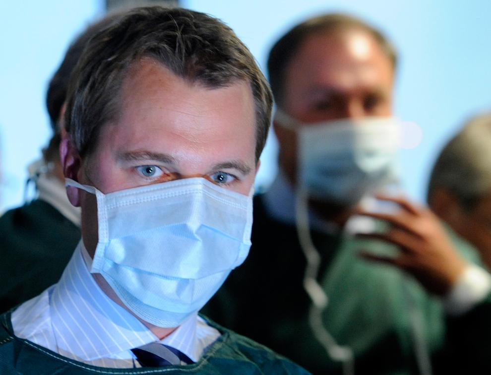 Кишечная инфекция в Европе