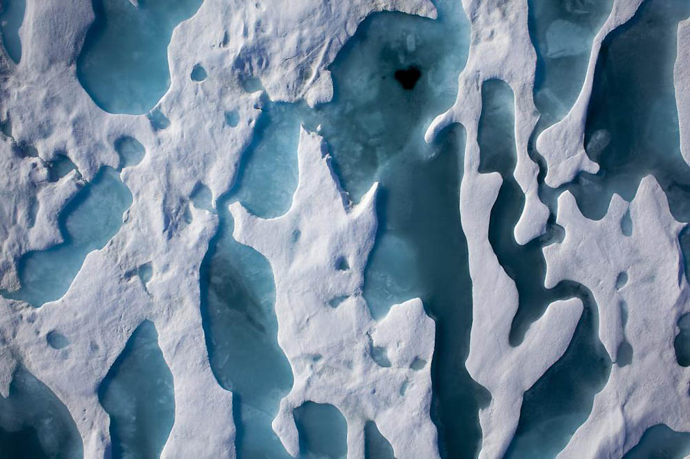 Ледники Гренландии