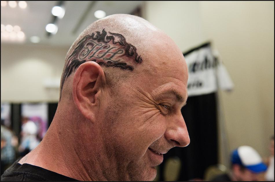 11161 Фестиваль татуировок в Торонто