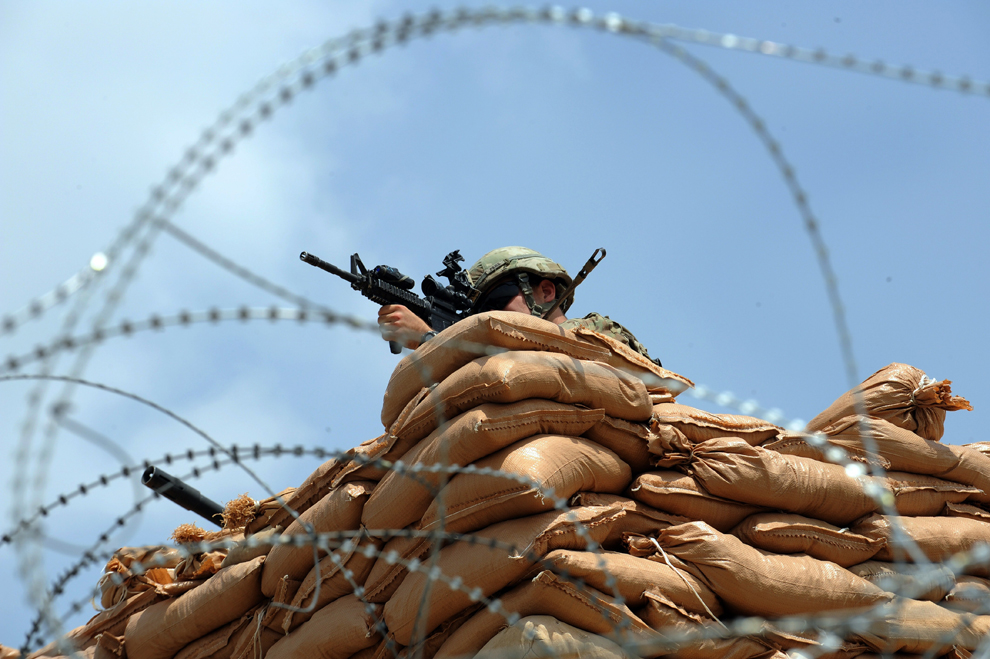 11191 Вывод американских войск из Афганистана