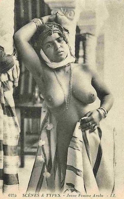 12 popup rendah erotika Arab awal abad 20