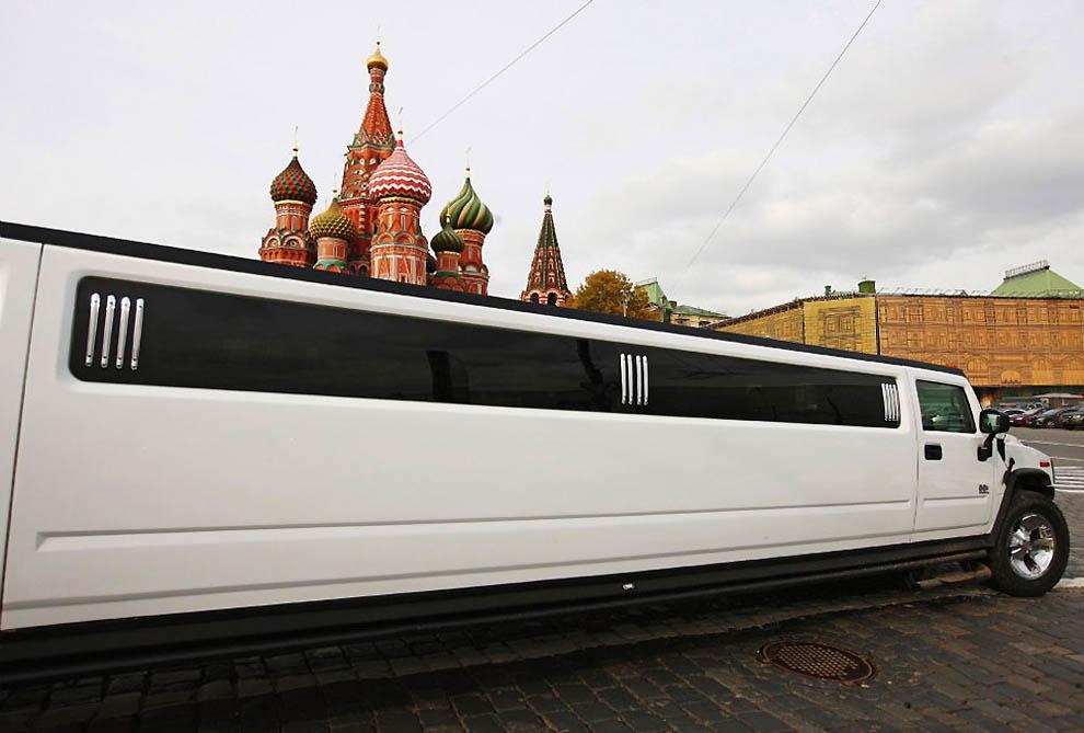 Грань между богатыми и бедными в России