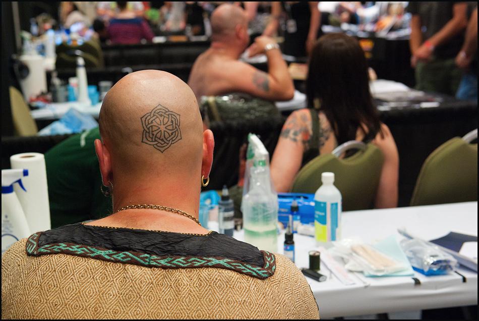 12138 Фестиваль татуировок в Торонто