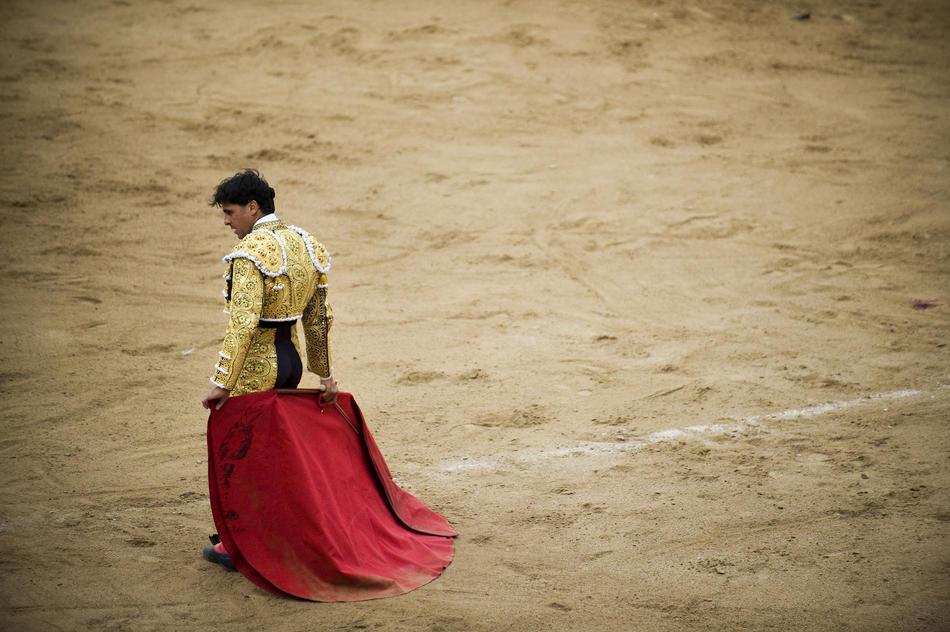 Коррида в Барселоне