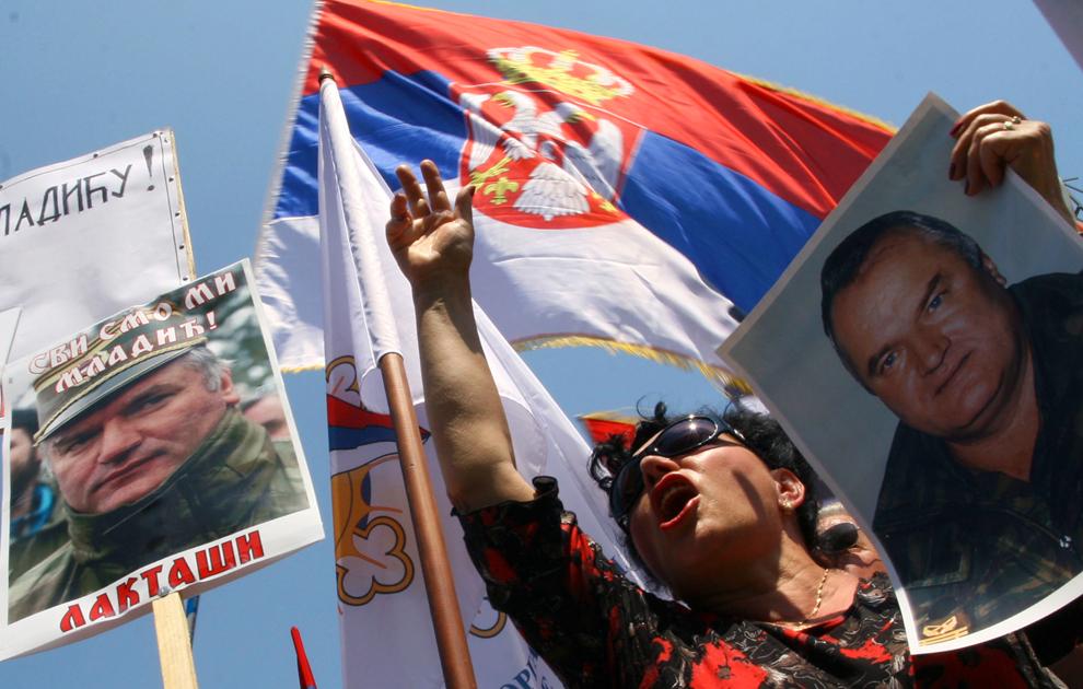 Ратко Младич пойман