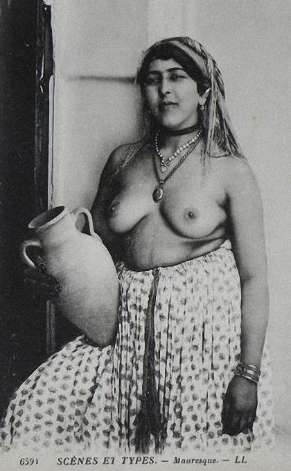 15 popup rendah erotika Arab awal abad 20