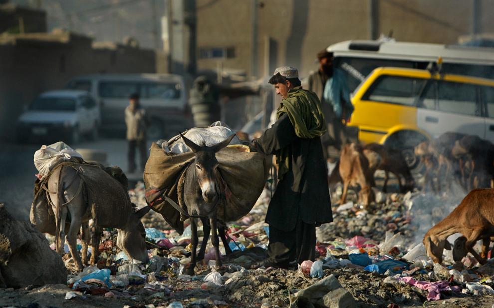 15136 Вывод американских войск из Афганистана