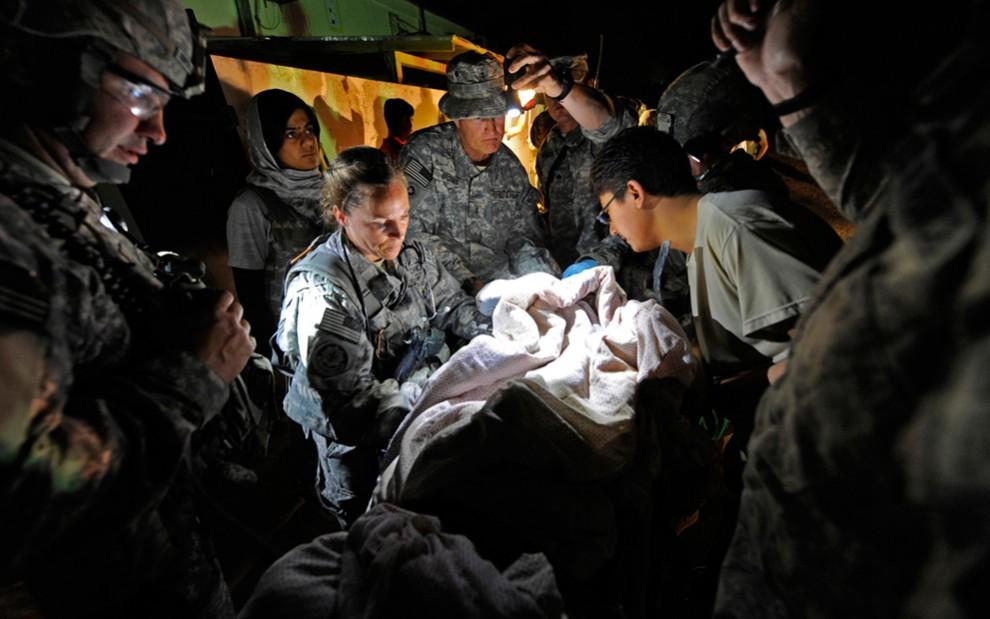 Афганистан июнь 2011