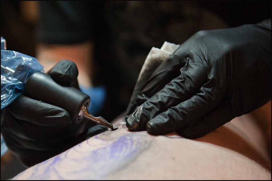 1604 Фестиваль татуировок в Торонто