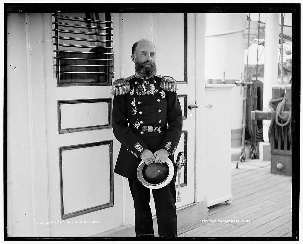 Русский флот- фото 1893г.