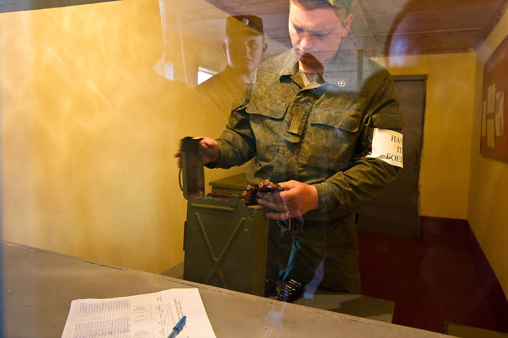 Учебно-методический сбор командного состава Западного военного округа