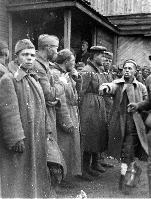 1654 Фото Второй Мировой Войны
