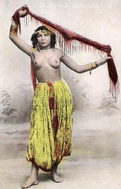 17 popup rendah erotika Arab awal abad 20