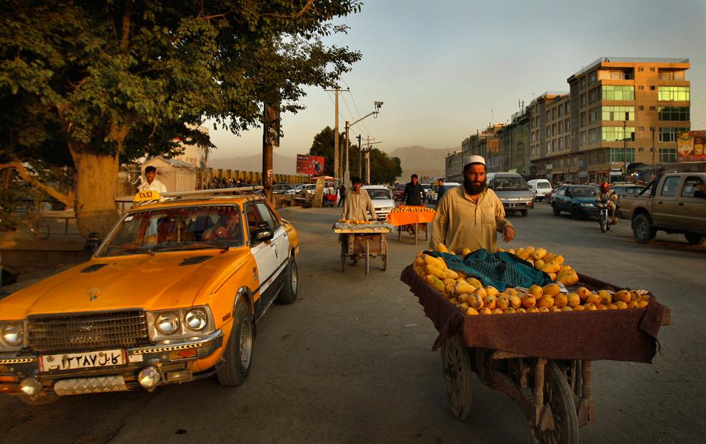 17129 Вывод американских войск из Афганистана