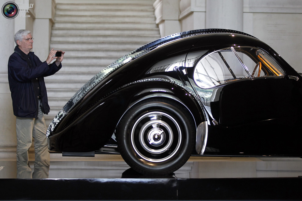 Коллекция классических автомобилей Ральфа Лорена