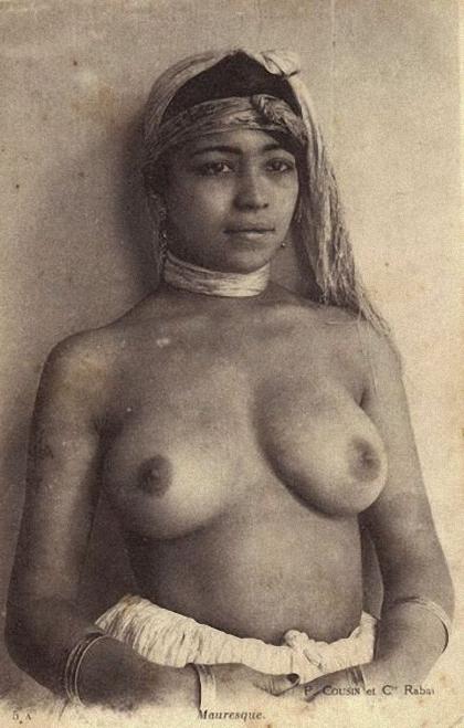 18 popup rendah erotika Arab awal abad 20