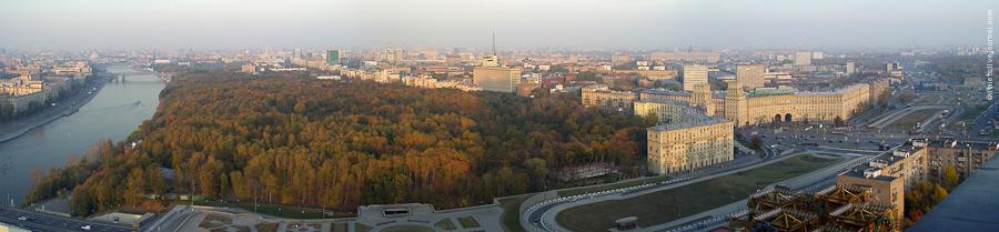 Москва глазами москвича