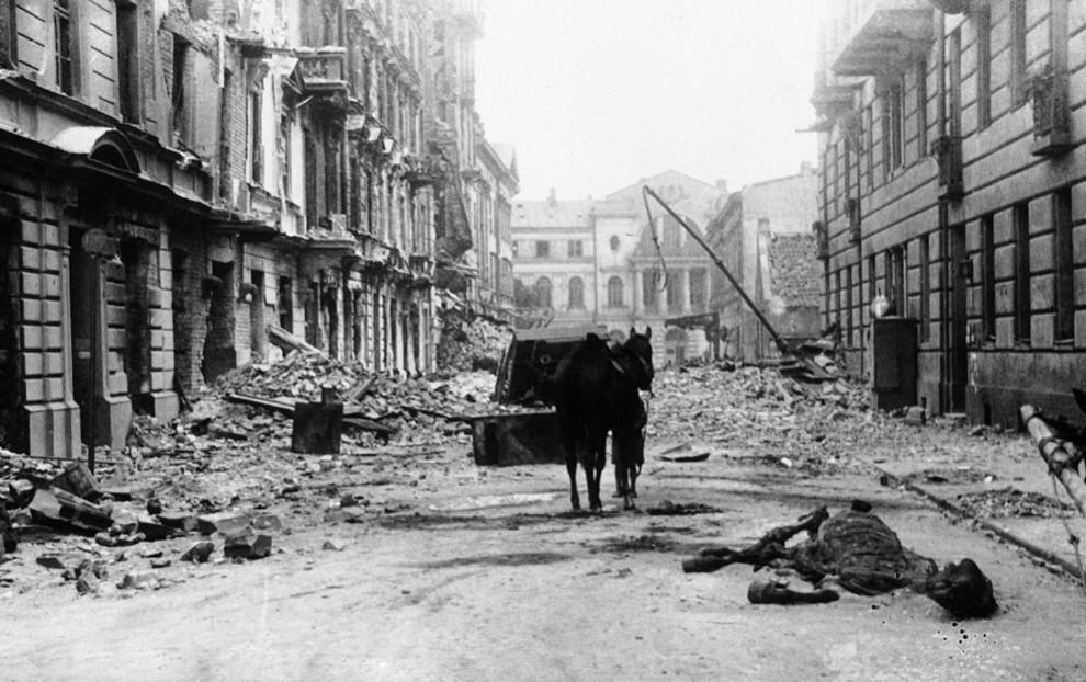 18136 990x622 Вторая мировая война: Захват Польши и Зимняя Война (Часть 2)