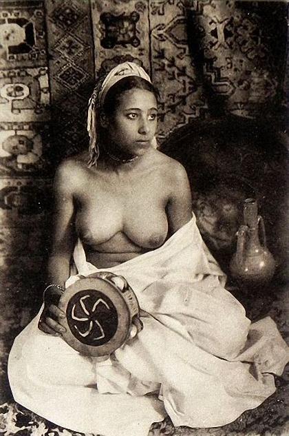 19 popup rendah erotika Arab awal abad 20