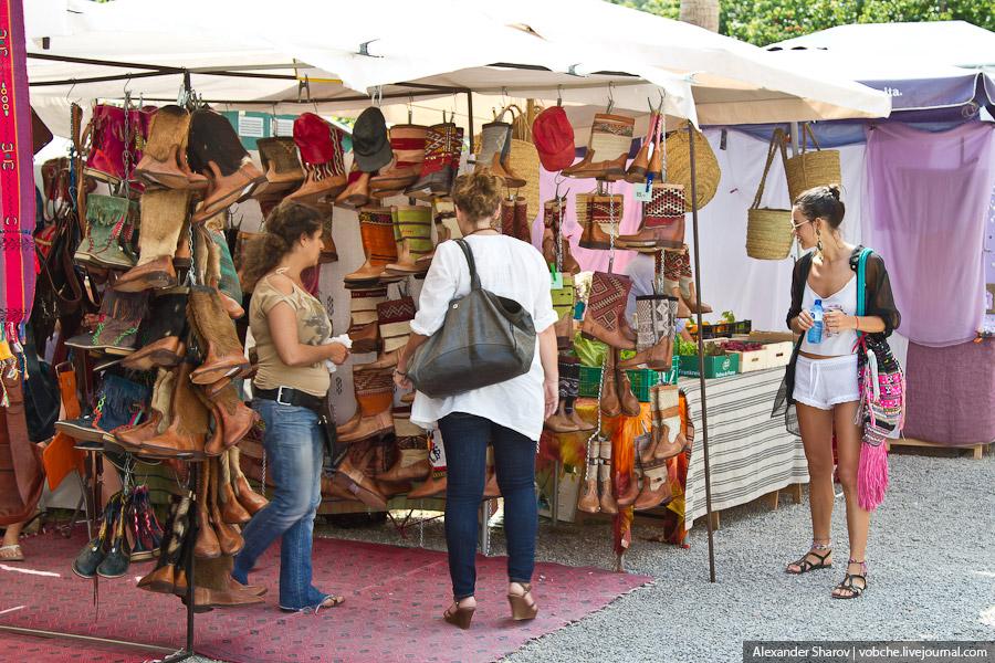 Рынок хиппи на Ибице!