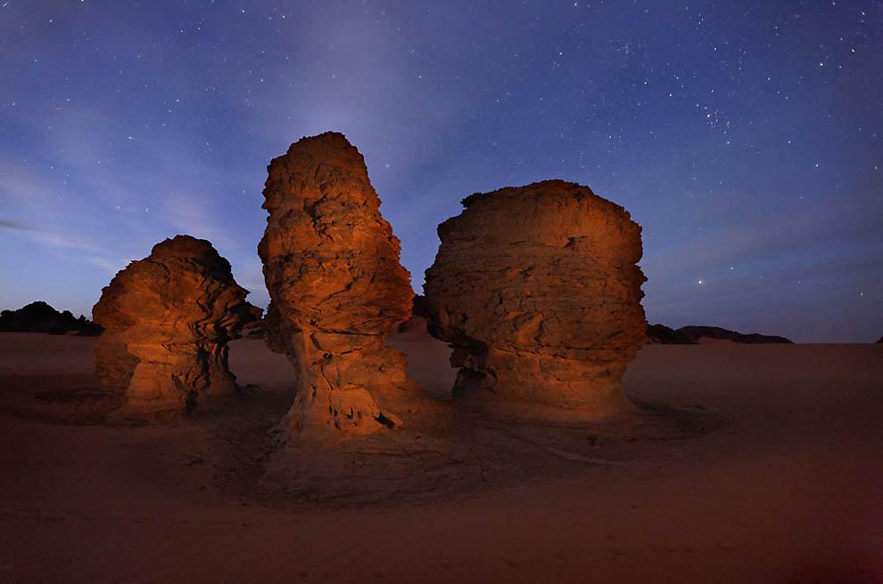 21170 Ливийская Сахара