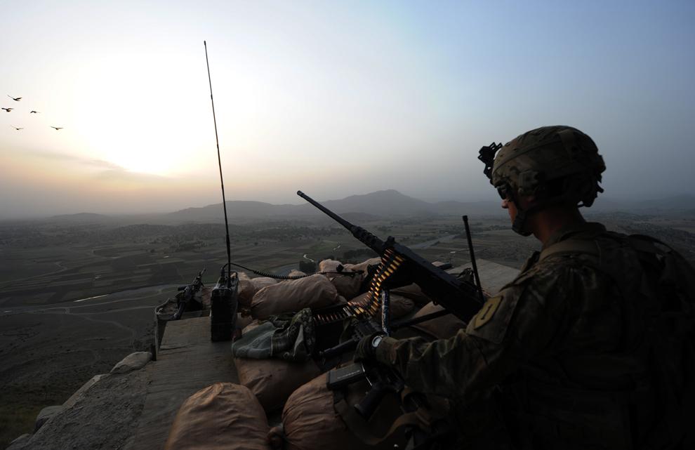 22125 Вывод американских войск из Афганистана