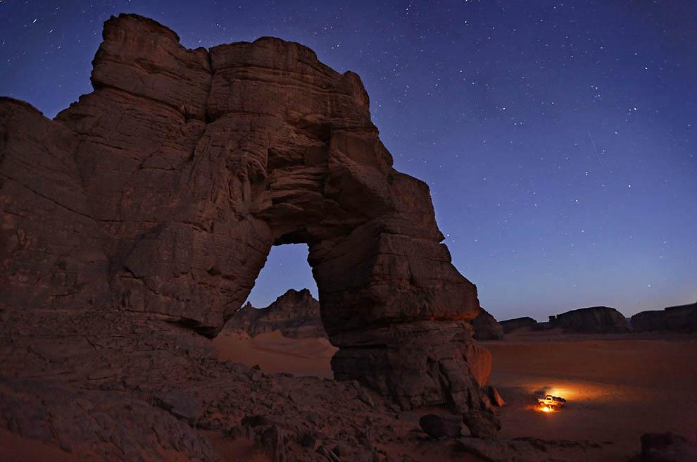 22143 Ливийская Сахара