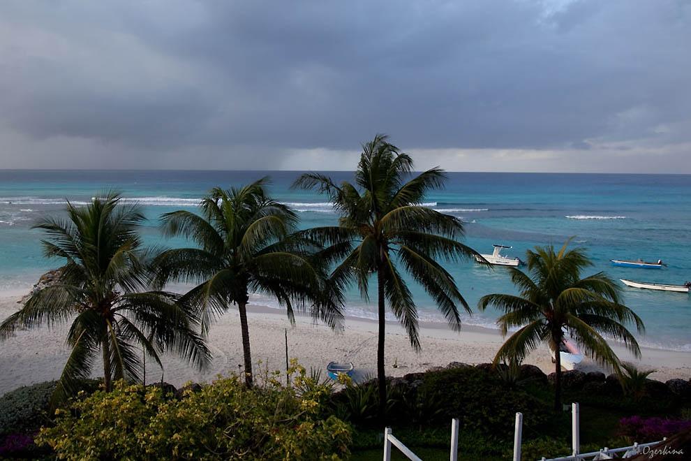 Поездка в Барбадос